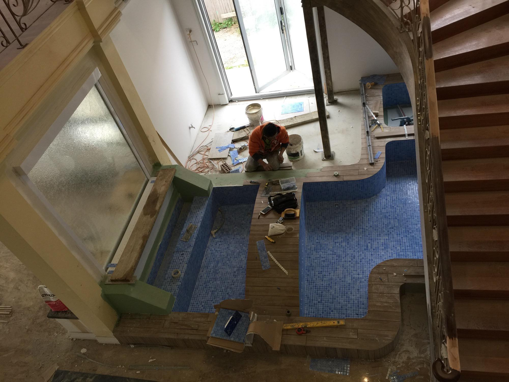 Tiling Works